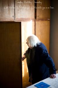 Babcia z szafy